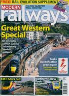 Modern Railways Magazine Issue AUG 19