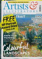Artists & Illustrators Magazine Issue AUG 19