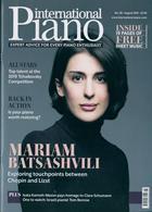 International Piano Magazine Issue AUG 19