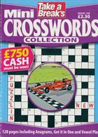 Tab Mini Crossword Coll Magazine Issue NO 105