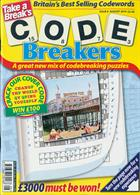 Take A Break Codebreakers Magazine Issue NO 8