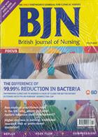 British Journal Of Nursing Magazine Issue VOL28/14