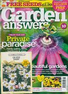 Garden Answers Magazine Issue AUG 19