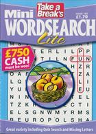 Tab Mini Wsearch Lite Magazine Issue NO 105