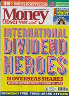 Money Observer Magazine Issue AUG 19