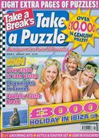 Take A Break Take A Puzzle Magazine Issue NO 8