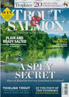 Trout & Salmon Magazine Issue SEP 19
