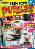 Puzzler Q Junior Puzzles Magazine Issue NO 256