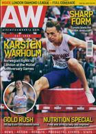 Athletics Weekly Magazine Issue 25/07/2019