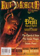 Rue Morgue Magazine Issue SEP-OCT