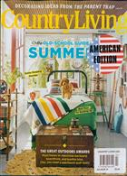 Country Living Usa Magazine Issue JUL-AUG
