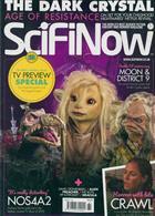 Sci Fi Now Magazine Issue NO 161