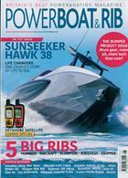 Powerboat & Rib Magazine Issue AUG-SEP