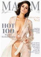 Maxim Us Magazine Issue JUL/AUG19