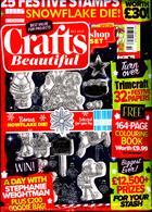 Crafts Beautiful Magazine Issue OCT 19