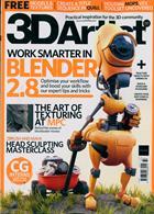 3D Artist Magazine Issue NO 137