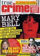 True Crime Magazine Issue OCT 19