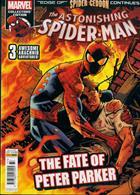 Astonishing Spiderman Magazine Issue NO 37