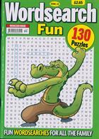 Wordsearch Fun Magazine Issue NO 40
