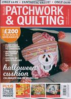 British Patchwork & Quilting Magazine Issue OCT 19