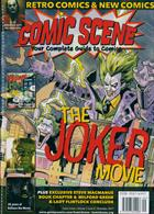 Comic Scene Magazine Issue NO 8