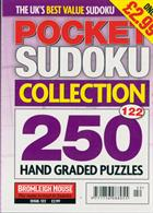 Pocket Sudoku Collection Magazine Issue NO 122