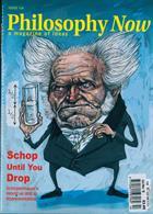 Philosophy Now Magazine Issue OCT-NOV