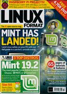 Linux Format Magazine Issue OCT 19