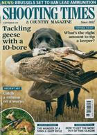 Shooting Times & Country Magazine Issue 04/09/2019