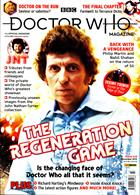 Doctor Who Magazine Issue NO 543