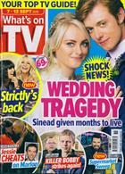 Whats On Tv England Magazine Issue 07/09/2019