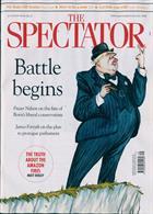 Spectator Magazine Issue 31/08/2019