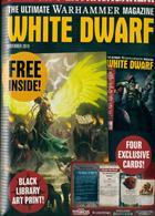 White Dwarf Magazine Issue NOV 19