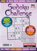 Sudoku Challenge Monthly Magazine Issue NO 181