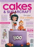 Cakes & Sugarcraft Magazine Issue NO 154