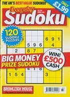 Everyday Sudoku Magazine Issue NO 164