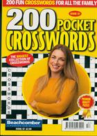 200 Pocket Crosswords Magazine Issue NO 57