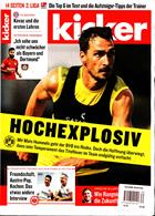 Kicker Montag Magazine Issue NO 30
