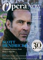 Opera Now Magazine Issue AUG 19