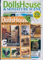 Dolls House & Miniature Scene Magazine Issue OCT 19