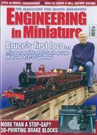 Engineering In Miniature Magazine Issue NOV 19