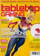 Table Top Gaming Magazine Issue NOV 19