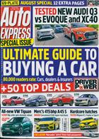 Auto Express Specials Magazine Issue 31/07/2019