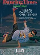 Dancing Times Magazine Issue NOV 19