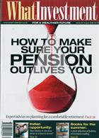 What Investment Magazine Issue AUG 19