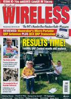 Practical Wireless Magazine Issue NOV 19