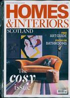 Homes And Interiors Scotland Magazine Issue NO 128