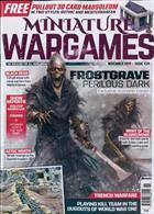 Miniature Wargames Magazine Issue NOV 19