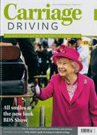 Carriage Driving Magazine Issue AUG 19