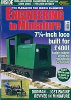 Engineering In Miniature Magazine Issue OCT 19